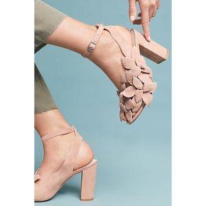 Anthro Jeffrey Campbell Lonicera Heeled Sandals